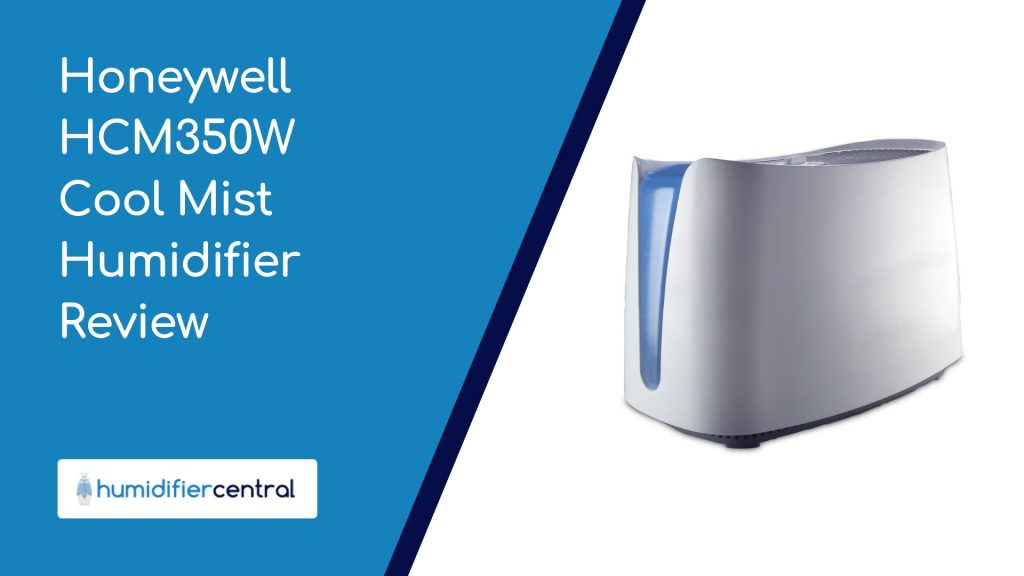 Honeywell HCM350W Germ Free Cool Mist Humidifier Review
