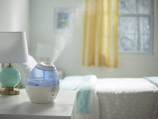 Vicks Mini Filter Free Cool Mist Small Humidifier
