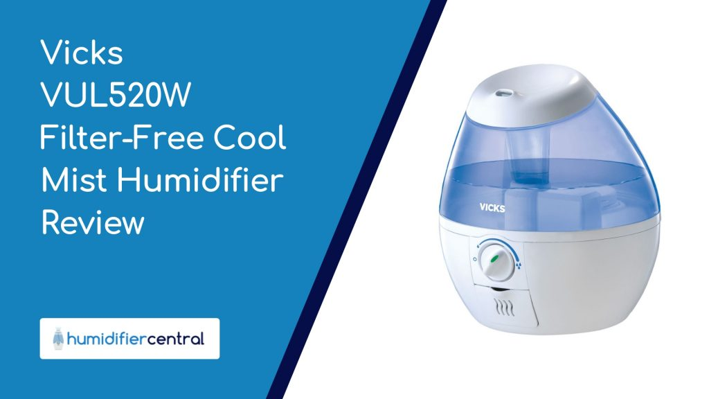 Vicks VUL520W Filter-Free Cool Mist Humidifier Review