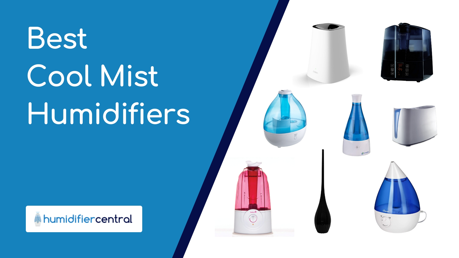 Best Cool Mist Humidifiers For 2019 Humidifier Central