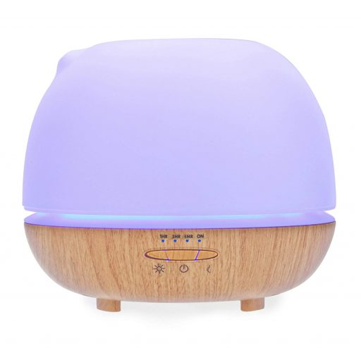 Alfloia Essential Oil Diffuser And Ultrasonic Humidifier