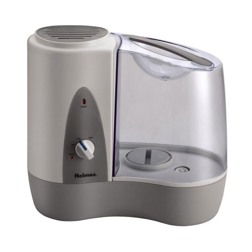 Holmes Warm Mist Filter Free Single Room Humidifier