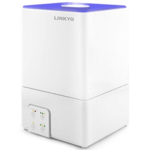 LINKYO Cool Mist Filter Free Ultrasonic Humidifier