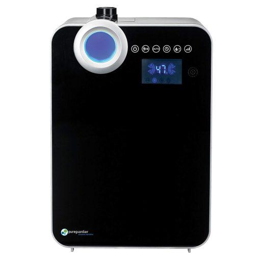 PureGuardian H8000BFL Ultrasonic Warm Or Cool Mist Humidifier
