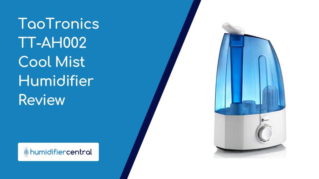 TaoTronics TT-AH002 Cool Mist Humidifier Review