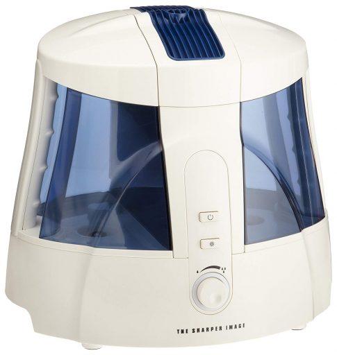 The Sharper Image EV-HD15 Cool Mist Ultrasonic 1.6-Gallon Humidifier