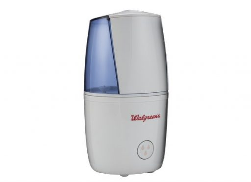 Walgreens Cool Mist 0.8 Gallon Humidifier